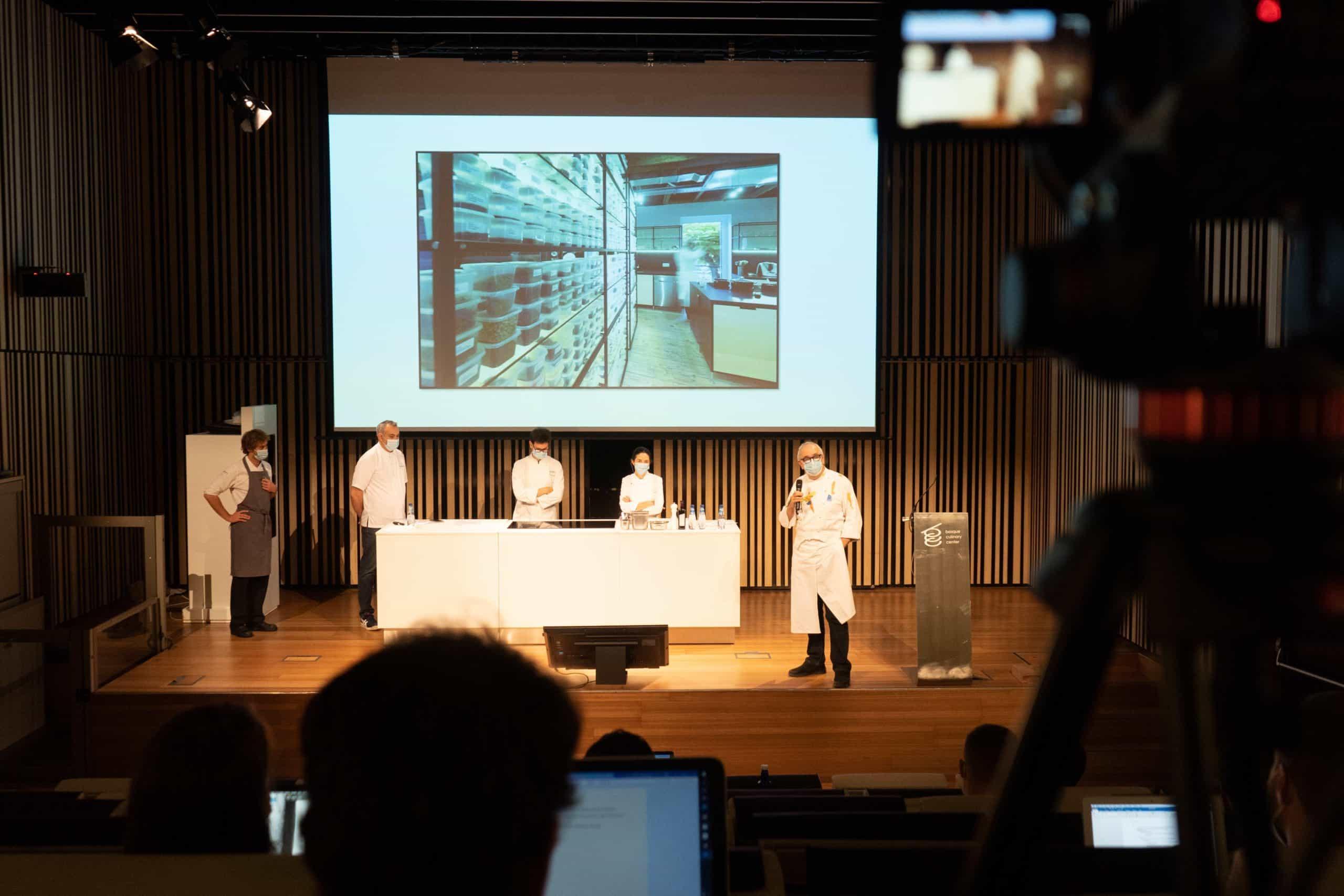 Evento - Basque Culinary Center